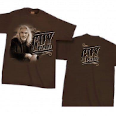 Guy Penrod Chestnut Brown Tee