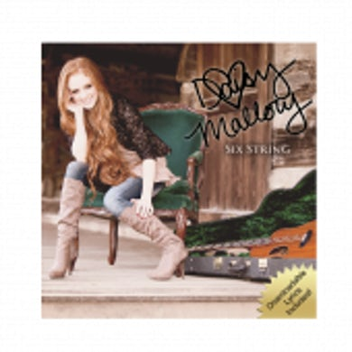 Daisy Mallory - AUTOGRAPHED -  EP- Six String (Vinyl)
