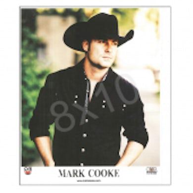 Mark Cooke 8x10- Black Shirt