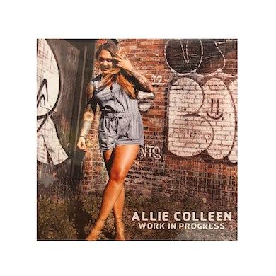 Allie Colleen CD Single- Work In Progress
