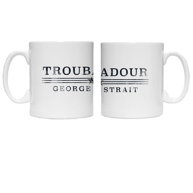 George Strait Coffee Mug w/ Wrap Around Design