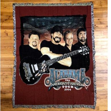 Alabama Farewell Tour Tapestry