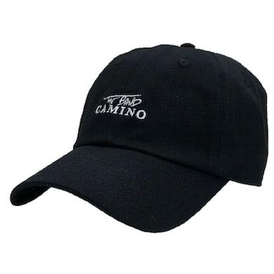 The Band Camino Black Logo Ballcap