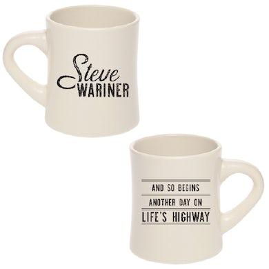 Steve Wariner Life's Highway Coffee Mug