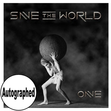 Save the World AUTOGRAPHED CD- One