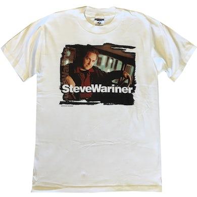 Steve Wariner White Tee