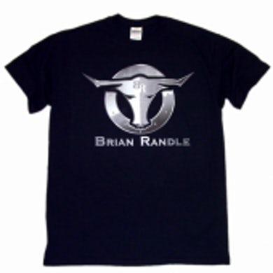 Brian Randle Black Tee