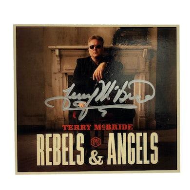 Terry McBride SIGNED CD- Rebels & Angels