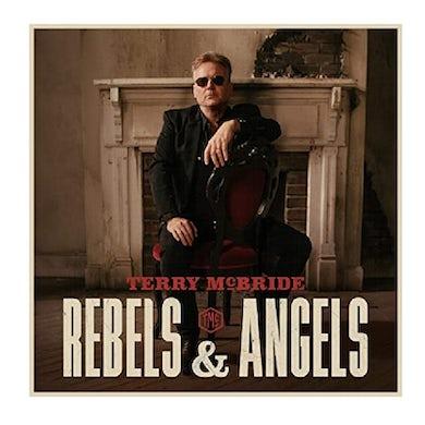 Terry McBride CD- Rebels & Angels