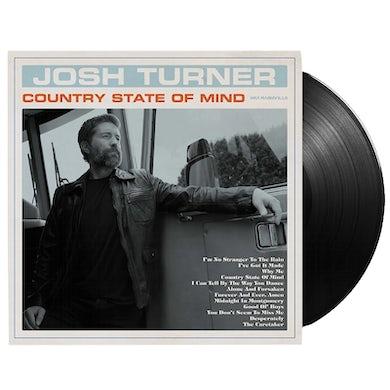 Josh Turner Vinyl- Country State of Mind