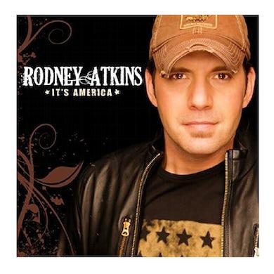 Rodney Atkins SIGNED CD- It's America
