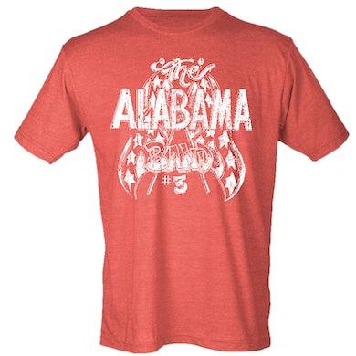 Alabama Vintage Red 50th Anniversary Tee
