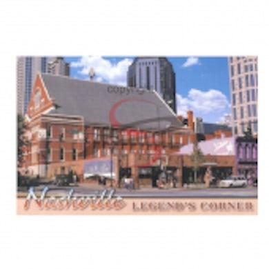 Richards And Southern Nashville Postcard Pack- Legend's Corner
