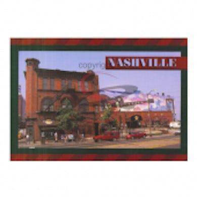 Richards And Southern Nashville Postcard Pack- Hard Rock Cafe