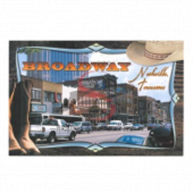 Richards And Southern Nashville Postcard Pack- Day Broadway