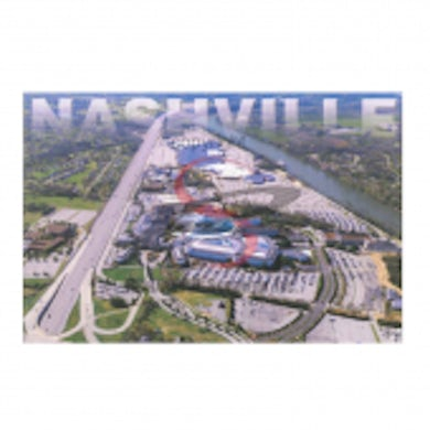 Richards And Southern Nashville Postcard Pack- Music Vally Ariel Day