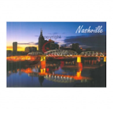 Richards And Southern Nashville Postcard Pack- Magic Hour