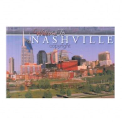 Richards And Southern Nashville Postcard Pack- Day Skyline