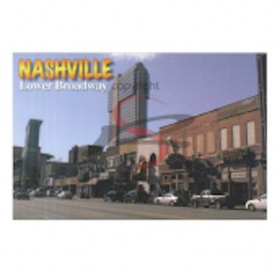 Richards And Southern Nashville Postcard Pack- Lower Broadway