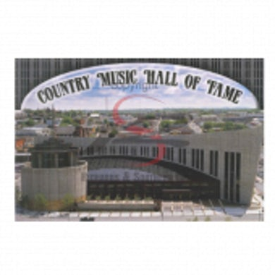 Richards And Southern Nashville Postcard Pack- Aerial Country Music Hall of Fame