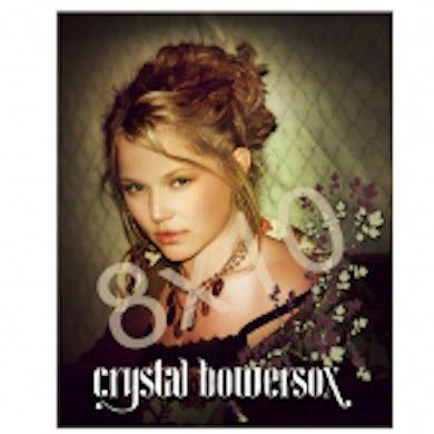Crystal Bowersox 8x10