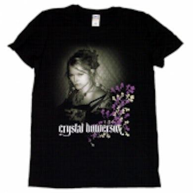 Crystal Bowersox Black Tee