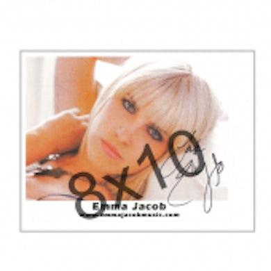 Emma Jacob - Autographed - 8x10- Close Up