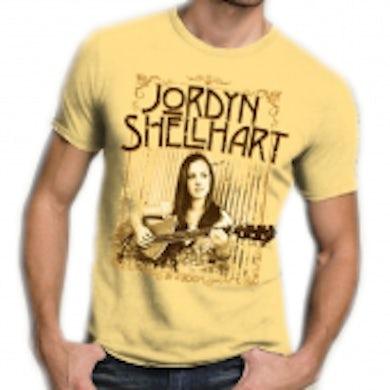 Jordyn Shellhart Yellow Haze Tee