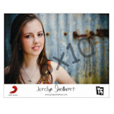 Jordyn Shellhart - AUTOGRAPHED - 8x10