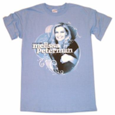 Melissa Peterman Carolina Blue Tee