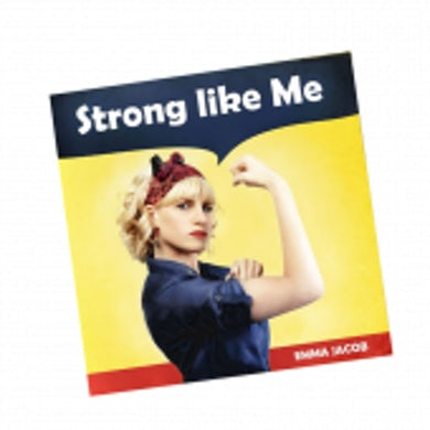 Emma Jacob - Autographed - EP- Strong Like Me (Vinyl)