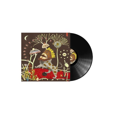Butcher Brown - #KingButch Black LP (Vinyl)