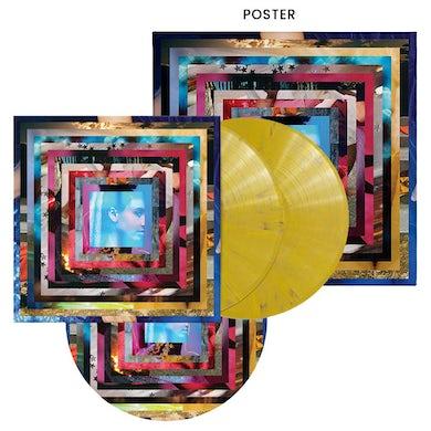 Esperanza Spalding - Ochre Yellow Marbled 2xLP + Turntable Mat + Poster