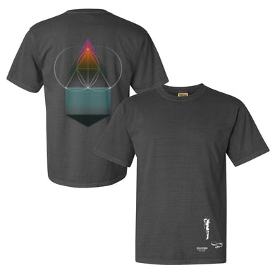 The Glitch Mob DRINK THE SEA ABSTRACT T-SHIRT