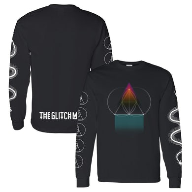 The Glitch Mob DRINK THE SEA ABSTRACT LONGSLEEVE