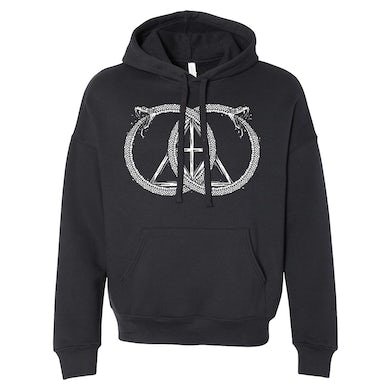 The Glitch Mob OUROBOROS PULLOVER HOODIE