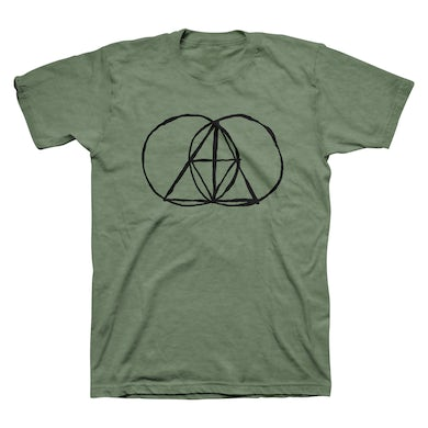 The Glitch Mob SKETCHED GEOMETRY TEE