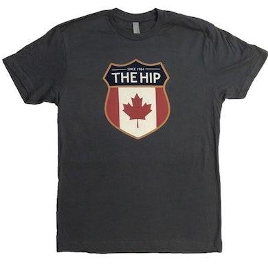THE TRAGICALLY HIP Crest T-Shirt
