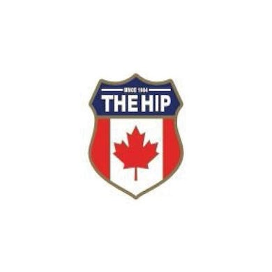 THE TRAGICALLY HIP Crest Lapel Pin