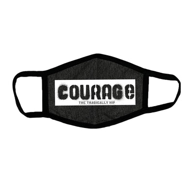 THE TRAGICALLY HIP Courage Mask