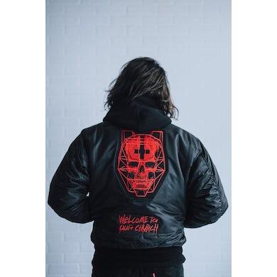 Black Tiger Sex Machine BTSM - WTOC Bomber Jacket