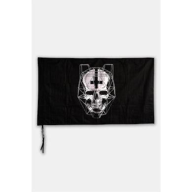 Black Tiger Sex Machine BTSM - Welcome To Our Church - Logo Flag