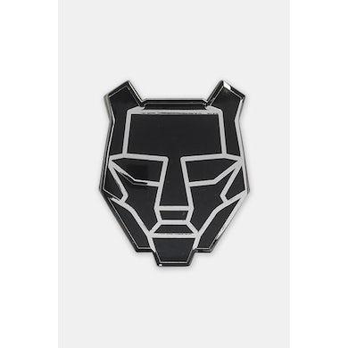 Black Tiger Sex Machine BTSM - Tiger Helmet Lapel Pin