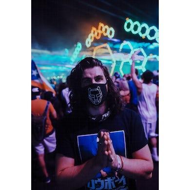 Black Tiger Sex Machine BTSM - Face Mask