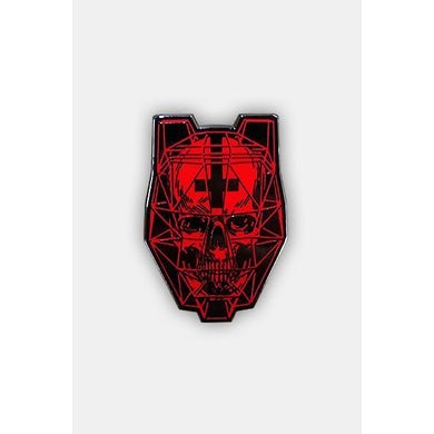 Black Tiger Sex Machine BTSM - Welcome to our Church Lapel Pin