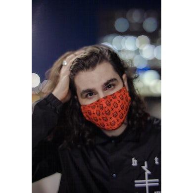 Black Tiger Sex Machine BTSM - Adjustable Face Mask With Filter