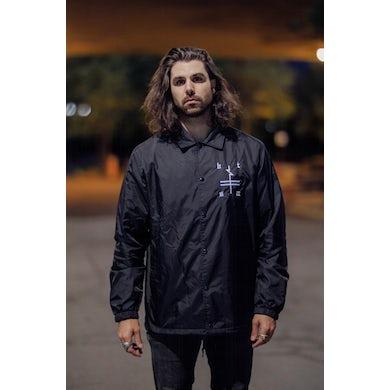Black Tiger Sex Machine BTSM - Embroidered Rain Jacket