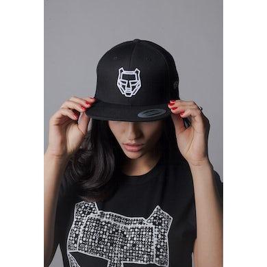 Black Tiger Sex Machine BTSM - Embroidered Helmet Logo Snapback Hat