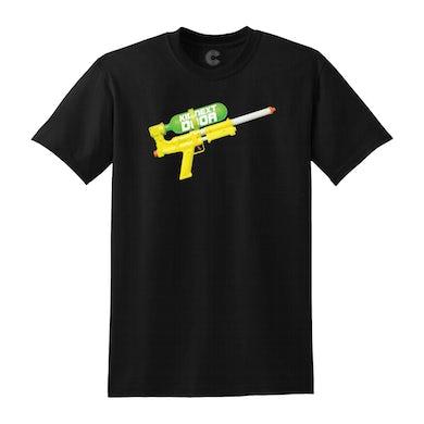 Super Soaker Black T-Shirt