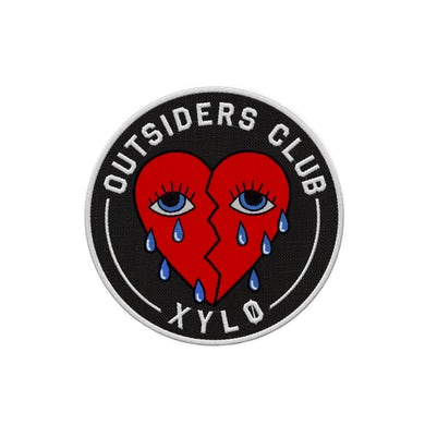 Outsiders Club Patch